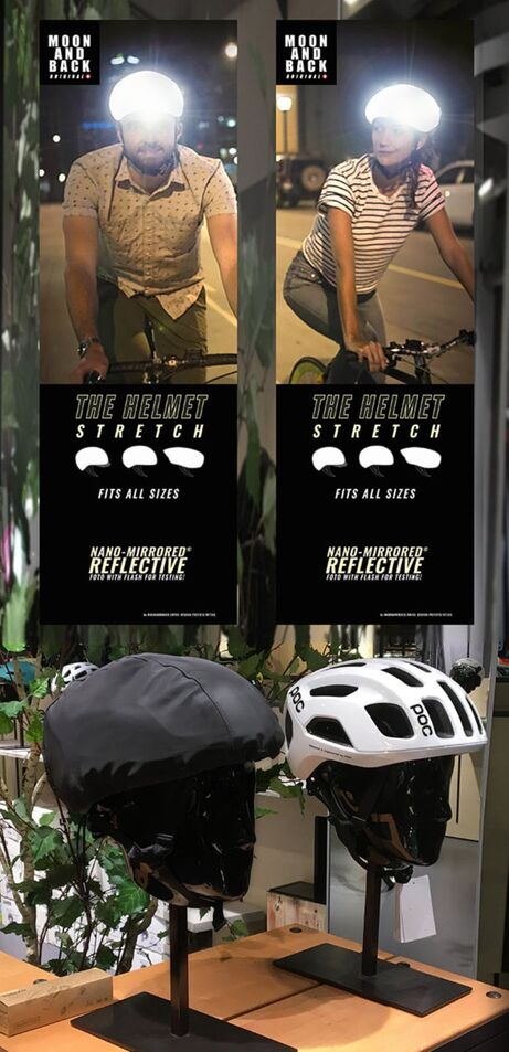 Bike Helmet Cover